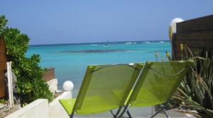 SAINT-FRANCOIS -Villa T6 en bord de mer et Golf