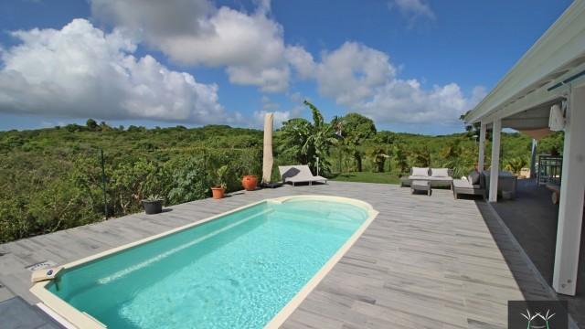 SAINT-FRANCOIS- Superbe villa moderne et clé en main