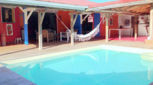 LE MOULE – Superbe villa de charme avec piscine et jacuzzi