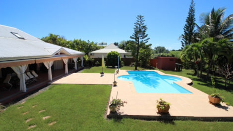 SAINT-FRANCOIS- Villa de charme pour investissement locatif