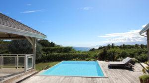 SAINTE-ANNE – Magnifique propriété vue mer