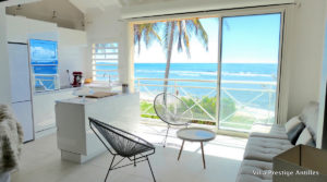 APPARTEMENT VUE MER, ACCES PLAGE