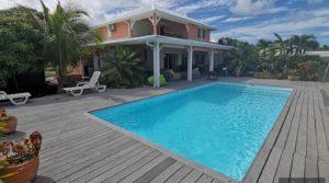 Villa de standing – accès direct à la plage – St-Francois