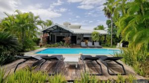 St-Francois – Coup de cœur – Villa t5 avec piscine proche centre-ville et golf