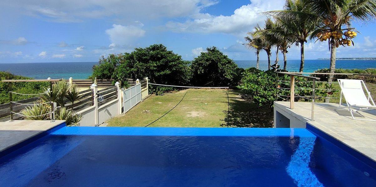 Villa 5 chambres – Vue Mer imprenable – Le Moule